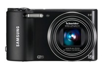 - Samsung SMART Digital Camera WB150F (Black)