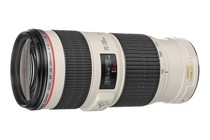 - Canon EF 70-200mm f/4L IS USM Lens