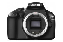  - Canon EOS 1100D DSLR Camera - Body Only (Black)