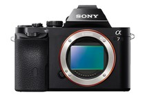 Interchangeable Lens Cameras - Sony Alpha A7 Interchangeable Lens Body Only