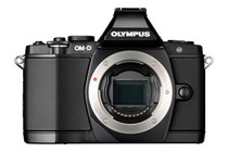 Interchangeable Lens Cameras - Olympus OM-D E-M5 Body (Black)