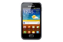 - Samsung Galaxy Ace Plus S7500 (Black)