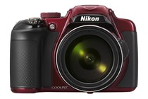 Compact Digital Cameras - Nikon Coolpix P600 (Red)