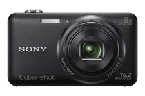 - Sony Cyber-shot WX80 Digital Camera (Black)
