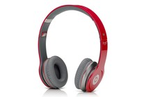 Headphones - Beats by Dr. Dre - Solo HD with Control Talk (Red)