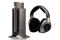 - Sennheiser RS180 On-Ear Wireless Home Cinema Headphones (Black)