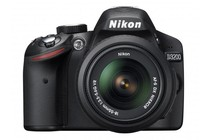 - Nikon D3200 DSLR Camera 18-55mm VR Lens Kit