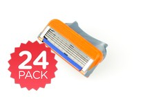 - Gillette Fusion Power Compatible Razor Blades - 24 Pack