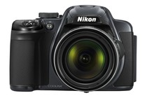 Compact Digital Cameras - Nikon Coolpix P520 (Black)