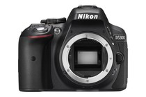 - Nikon D5300 DSLR Camera - Body Only (Black)
