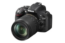 - Nikon D5200 DSLR Camera with 18-105mm VR Kit