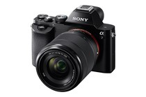 Interchangeable Lens Cameras - Sony Alpha A7 Interchangeable Lens 28-70mm Kit