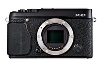 - Fujifilm X-E1 Body Only (Black)
