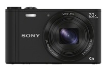 - Sony Cyber-shot DSC-WX300 (Black)