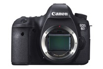  - Canon EOS 6D DSLR Body Only (Black)