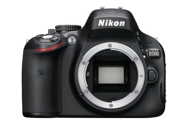 Nikon D5100 DSLR Camera - Body Only