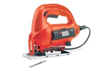 - Black & Decker 520W Variable Speed Jigsaw (KS800E-XE)