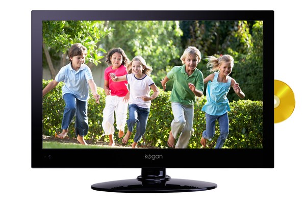 "16"" LED TV (HD) & DVD Player Combo"