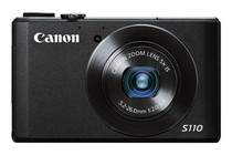  - Canon Powershot S110 (Black)