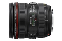 - Canon EF 24-70mm F/4L IS USM Zoom Lens