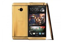 - HTC One 4G LTE 801s (32GB, Gold)