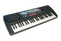 Musical Instruments - 49 Key Multi Function Electronic Keyboard