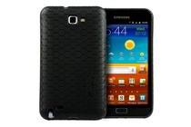 - Honeycomb Case for Galaxy Note (Black)