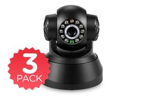 IP Cameras / Webcams - 3 Pack Wireless IP Camera