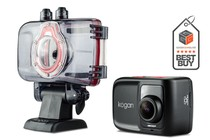 Video Cameras - Kogan Full HD Action Camera - Silver Edition