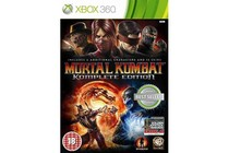 - Mortal Kombat Komplete Edition (Game of the Year) (Microsoft Xbox 360)