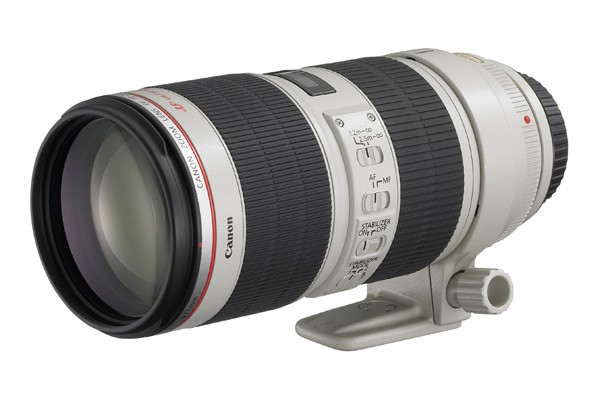Canon EF 70-200mm F2.8L IS II USM Telephoto Zoom Lens