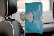  - Wallee Headrest Mount (White)
