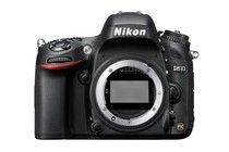 - Nikon D610 DSLR Camera Body Only