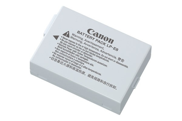 Canon LP-E8 Li-Ion Camera Battery