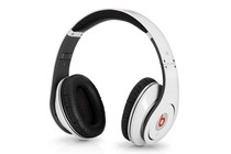 Headphones - Beats by Dr. Dre - Studio (White)