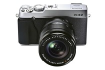 - Fujifilm X-E2 with 18-55mm Lens Kit (Silver)