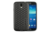 Smartphone Cases - Honeycomb Case for Samsung Galaxy S4 (Black)