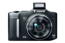 - Canon PowerShot SX160 IS (Black)