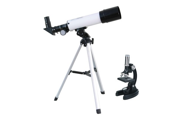 Telescope and Microscope Pack