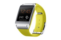 Smart Watches - Samsung Galaxy Gear (Lime Green)