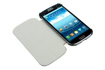  - Flip Case for Samsung Galaxy S3 (Black)