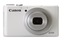  - Canon Powershot S110 (White)