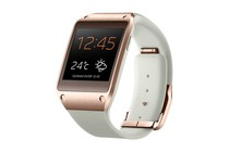 - Samsung Galaxy Gear (Rose Gold)