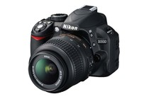 DSLR Cameras - Nikon D3100 DSLR with 18-55mm VR Lens