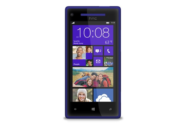 HTC Windows 8X 4G c625e (Blue)
