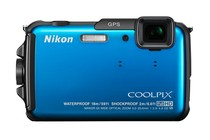 - Nikon Coolpix AW110 (Blue)