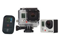 - GoPro HERO3 Black Edition