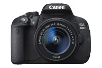  - Canon EOS 700D DSLR 18-55mm IS II Lens Kit