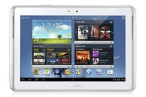 Android - Samsung Galaxy Note 10.1 N8000 (16GB, 3G, White)