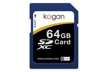  - 64GB SDXC Class 6 Memory Card - Kogan